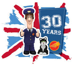 happy 30th birthday postman pat u2013 yummy mummy