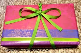gift wrap ribbon gift wrap at home with mrs hton