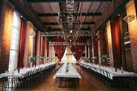 A Glamorous Industrial Wedding The Wedding Playbook