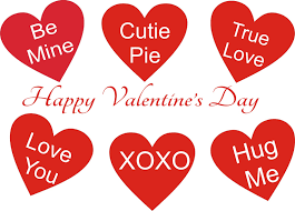 saying clipart valentine u0027s day pencil and in color saying