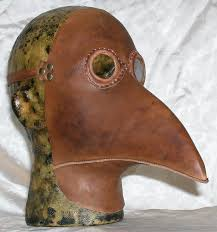 real plague doctor mask plague doctor mask 1 by griffinleather on deviantart