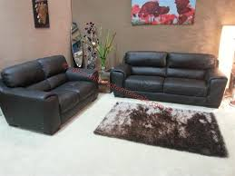 Scs Leather Sofas Scs Tuscany 3 2 Italian Brown Leather Sofa Furniture