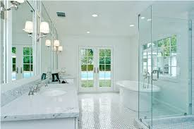 White Tile Bathroom For Luxury - the defining design elements of luxury bathrooms