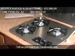 A Frames For Sale 2013 Rockwood A124 A Frame For Sale In Phoenix Az 8502 Youtube