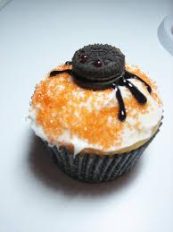 spider cupcakes spot of tea designs