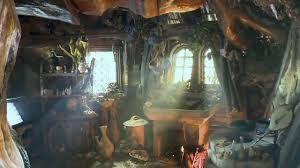 Hobbit Home Interior by Radagast U0027s Player Home The Hobbit Skyrim Mod Requests The