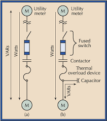 correcting power factor at your motor terminals electrical