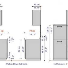 Standard Kitchen Cabinet Sizes Standard Kitchen Cabinet Depth
