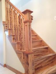 wood stairs covers modern style home design ideas
