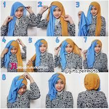 tutorial hijab pesta 2 kerudung index of wp content uploads 2017 02