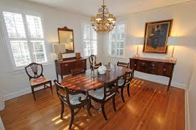 Colonial Dining Room Decadent Dining Rooms William Means