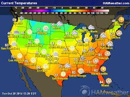 temperature map see current temperature in your area