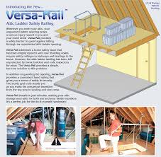 versa rail brochure safe lifts of texas