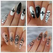 amazon com ecbasket stiletto nails acrylic nail tips natural