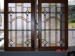 Glass Kitchen Cabinet Door Stained Glass Kitchen Cabinet Doors Caruba Info