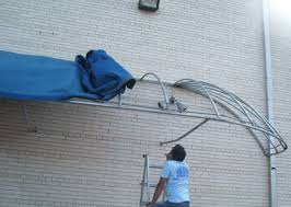 Awning Repairs Melbourne The Damage A Storm Can Do To Your Roof And Awnings Swifthero