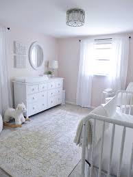 Gender Neutral Nursery Themes Classic White Nursery Decorations Gender Neutral Nurseries