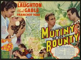 Off The Map Movie Mutiny On The Bounty 1935 Film Wikipedia