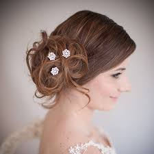 bridal hair accessories uk set of divinity wedding hair pins by chez bec notonthehighstreet