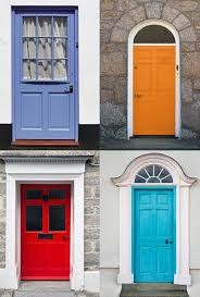 Colors For Front Doors by Choose The Best Color For Your Front Door Designrulz