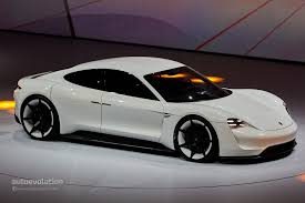 new porsche electric porsche mission e to get competitive 85 000 starting price in the