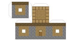 paper crafts templates minecraft ye craft ideas