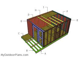 small cabin building plans 12x20 small cabin plans diy shack myoutdoorplans