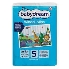 Suche Kaufen Babydream Windel Slips Junior Online Günstig Kaufen Rossmann De