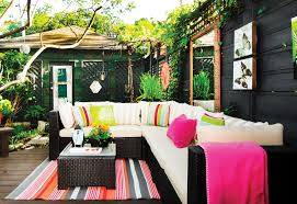 how to create an outdoor living space u2013 home trends magazine