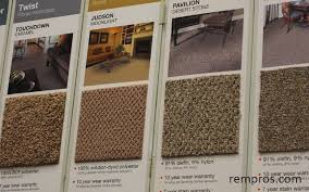 carpet types installing flooring materials