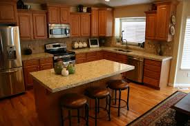 granite countertop behr paint kitchen cabinets non vented range
