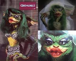 Gremlins Halloween Costume Style Style Inspiration Ladies Horror Neon Rattail