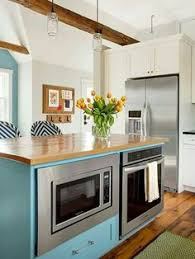 kitchen island with oven 6 of the most popular oven arrangements for the kitchen island