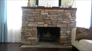 clean concrete fireplace hearth insert glass 1430 interior decor