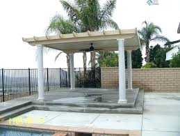 how to build free standing patio cover u2013 smashingplates us