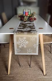 how to make a table runner from placemats
