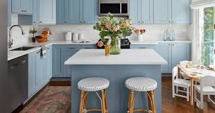 top kitchen cabinet paint colors the best 12 blue paint colors for kitchen cabinets