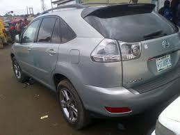 lexus rx400h vs mercedes ml350 neat used lexus 2005 rx400h price 2 500 000 autos nigeria
