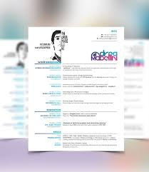 indesign resume template free cv resume template indesign layout on behance simple b3cd2e300