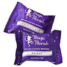 amazon com fairytale brownies magic morsel 24 gourmet food gift
