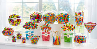 rainbow candy buffet supplies rainbow candy u0026 containers party