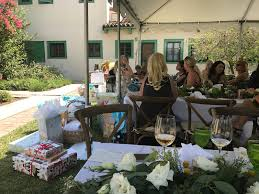 two recent baby showers at rancho los cerritos rancho los