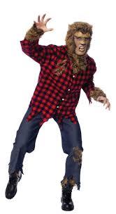 Wolf Halloween Costume Wolfman Costume Werewolf Costumes 15mr148082