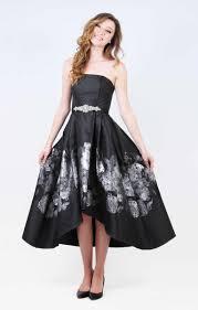 a17054n betsy u0026 adam satin hi lo dress estelle u0027s dressy dresses in