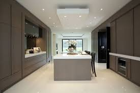 Contemporary Kitchen Lighting Ideas Mowlem U0026 Co Kitchen Royalton Chatsworth House Oxshott Kitchen