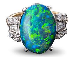black opal engagement rings 33 beautiful opal engagement rings unique opal engagement rings