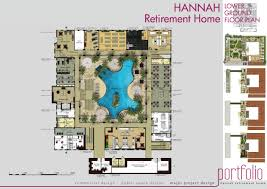 retirement house plans small kensington ii retirement house plan ranch floor modern plans small