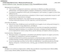 Army Infantry Resume Examples by How Should I Address My Military Experience On My Resume The