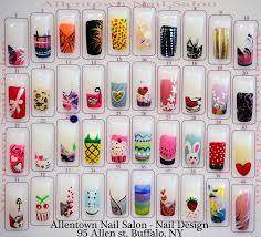 25 salon nail designs nail salon designs designs salon 3d nail