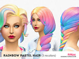 custom hair for sims 4 ideas about sims 4 mods hair cute hairstyles for girls